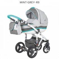 Adamex Vicco Mint-Grey 2 în 1