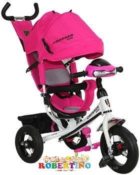 Tricicleta CROSSER ONE T1 Pink