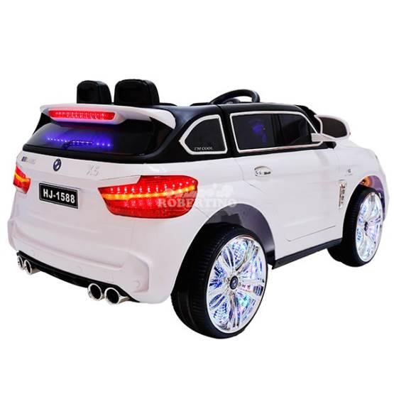 Mașină electrică cu acumulator și telecomandă BMW x5 AMG