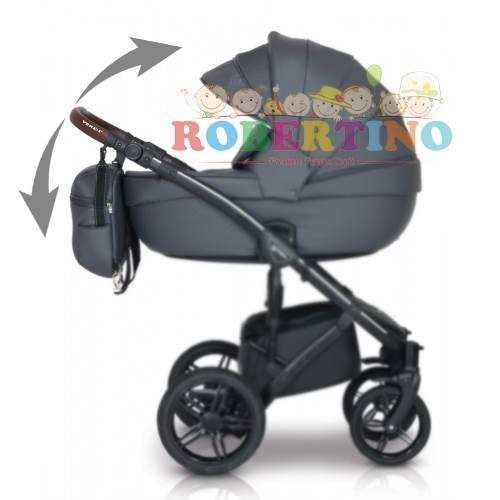 Cărucior pentru copii 3 în 1 VERDI EXPLORER