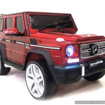 Masina Electrica Mercedes Benz AMG G65 – RED