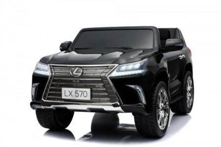 Masina Electrica Lexus LX 570 — Black