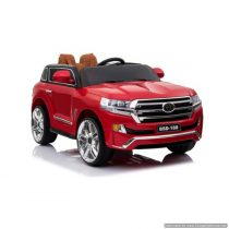 TOYOTA LAND CRUISER – RED