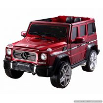 "Mercedes-Benz G65 – RED ""Vopsit"""