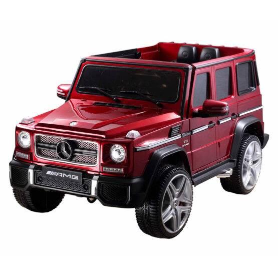 """Mercedes-Benz G65 – RED """"Vopsit"""""""