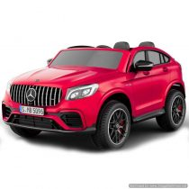 "Mercedes-Benz GLC63 – RED ""Vopsit"""