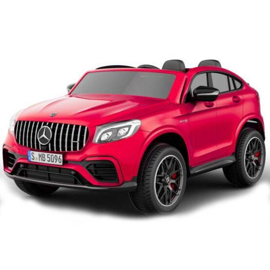"""Mercedes-Benz GLC63 – RED """"Vopsit"""""""