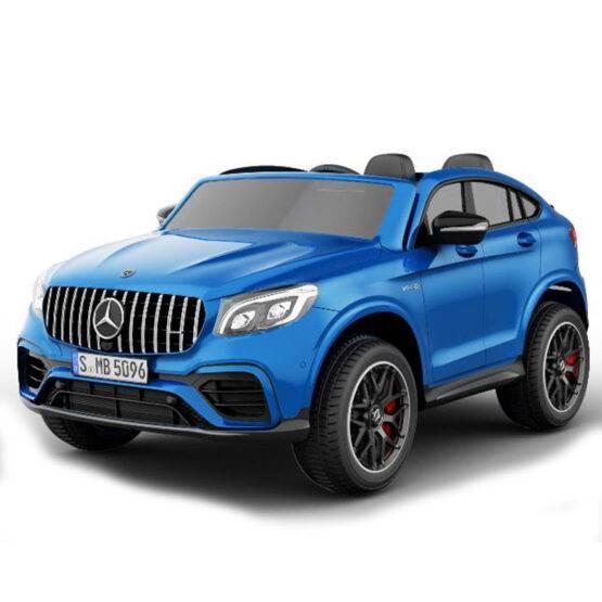 """Mercedes-Benz GLC63 – BLUE """"Vopsit"""""""