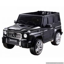 "Mercedes-Benz G65 – BLACK ""Vopsit"""