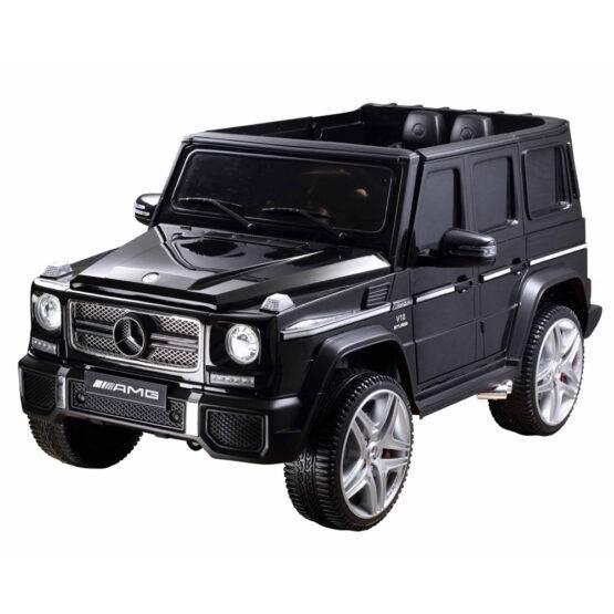 """Mercedes-Benz G65 – BLACK """"Vopsit"""""""