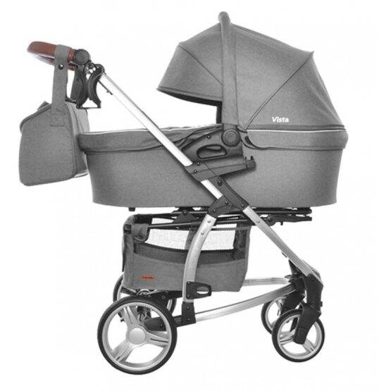 Carrello Vista – Shark Grey