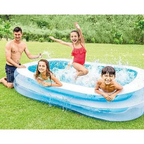 Bazin gonflabil pentru copii 262*160 cm, H - 46 cm, Volum 572 L