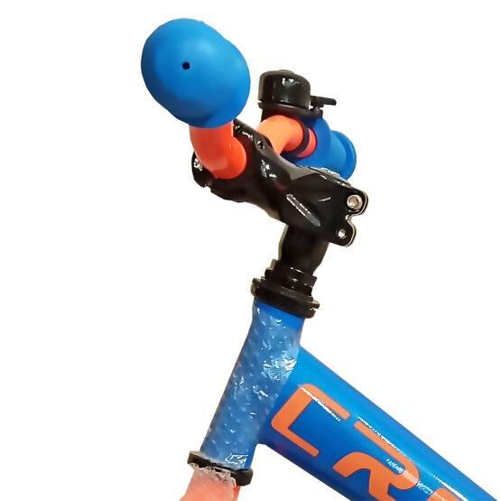 """Bicicletă pentru copii Balance Blue & Orange Crosser, Diametrul roților 14"""""""