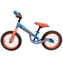Bicicletă pentru copii fără pedale Balance Blue & Orange Crosser, Diametrul roților 14″