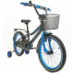 Bicicletă C13 Black&Blue Crosser