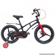 Bicicletă Magnesium Black & Red CROSSER, Diametrul roților 16″