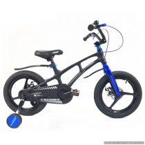 Bicicletă pentru copii Magnesium Black&Blue Crosser, Diametrul roților 16″