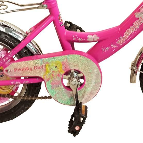 """Bicicletă pentru fetițe Princess Pretty Girl, Diametrul roților 14"""""""