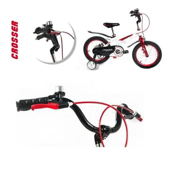 Bicicletă Space 20+2 Disk Brake Crosser