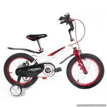Bicicletă pentru copii Space White Crosser