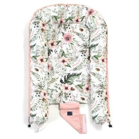 """Cocon """"LaMillou"""" Wild Blossom - Powder Pink"""