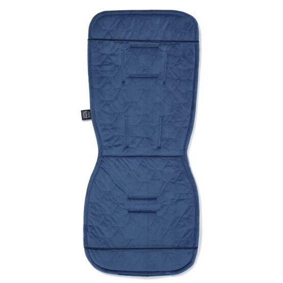 """Husă pentru cărucior 36.5x85 """"LaMillou"""" blue velvet"""