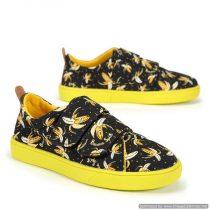 Adidași pentru copii Moonie's Walker «LaMillou» Banana Split — Lime