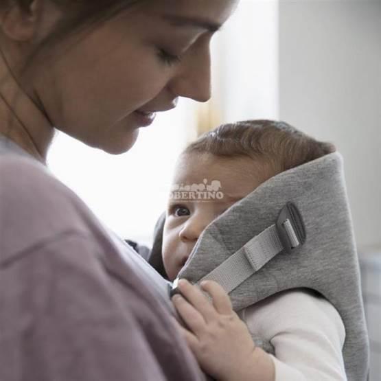 Geantă KANGOO BabyBjorn Mini Light Grey
