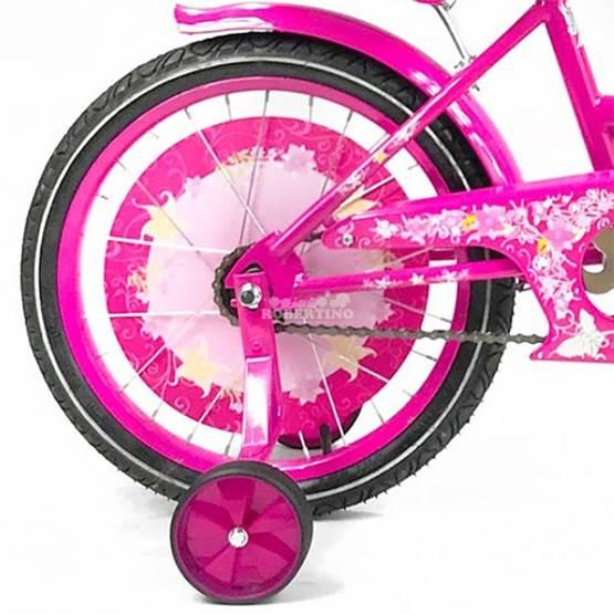 Bicicletă pentru fetițe GIRLS Pink