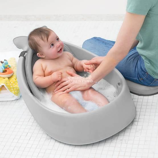Cădiță de baie pentru bebeluși Moby Skip Hop