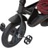 Tricicletă CROSSER T-400 NEO Bordeaux