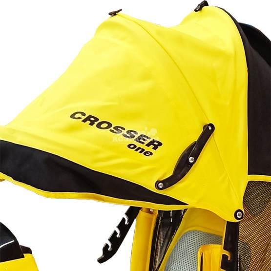 Tricicleta CROSSER ONE T1 Yellow
