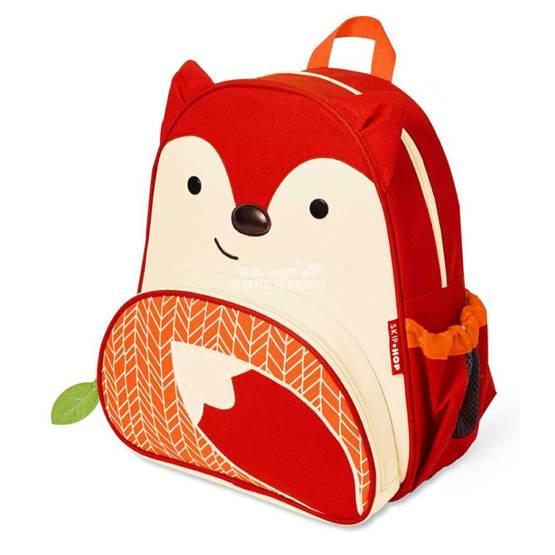Rucsac pentru preșcolari SKIP HOP Zoo Little Kid – Fox