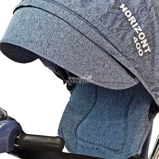 Tricicletă HORIZONT 400 Indigo