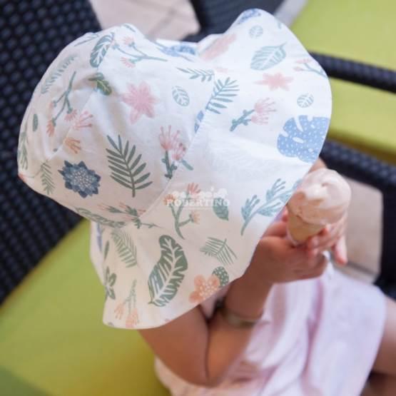 Pălărie SAFARI HAT | Blue Birds Vivid
