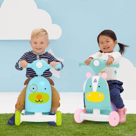 Scooter pentru copii 3 în 1 SKIP HOP