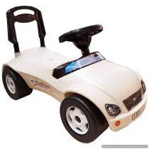 Tolocar pentru copii 016 Mașinuță Alb