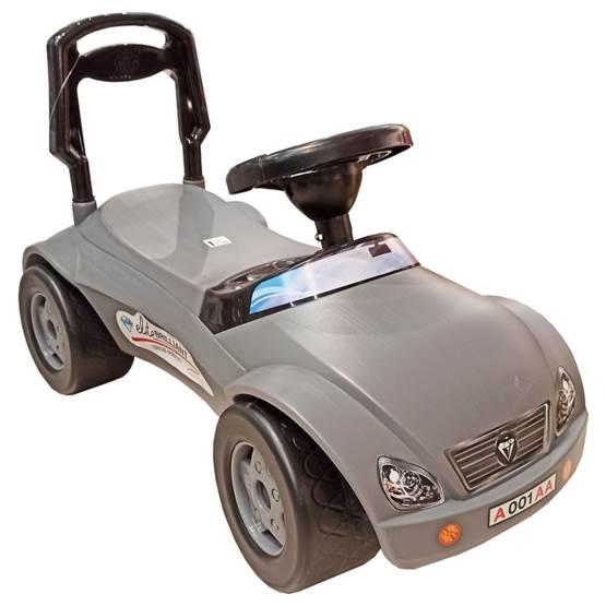 Tolocar pentru copii 016 Mașinuță Gri