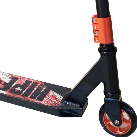 Trotinetă pentru copii HIPE-X Black&Orange