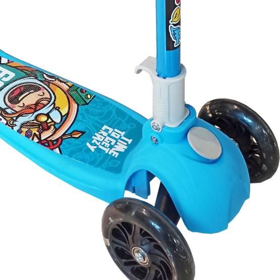 Trotinetă pentru copii C009 Blue