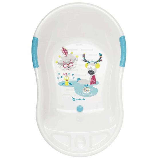 Cădiță pentru bebeluș Badabulle White