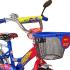 Bicicletă pentru copii CARS McQueen Blue