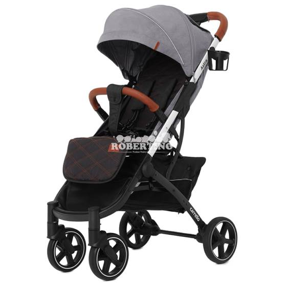 Cărucior demi-sezon Carrello Astra – Dolphin Grey