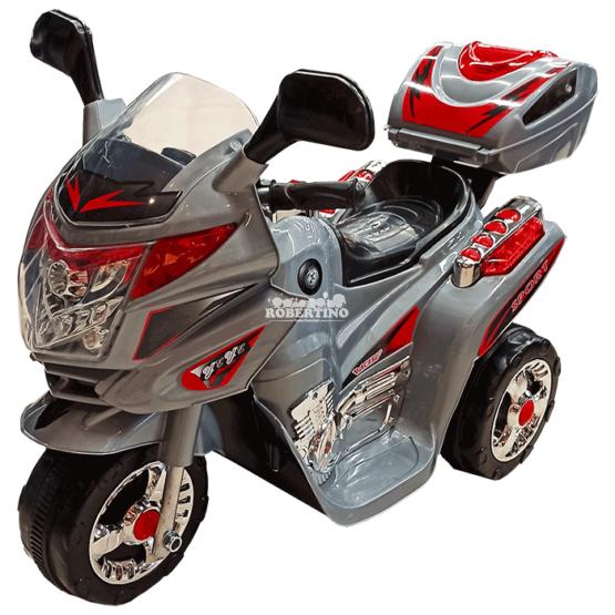 Motocicletă electrică 6V MBС051 – Gri