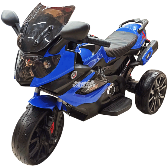 Motocicletă electrică MB168A – Blue