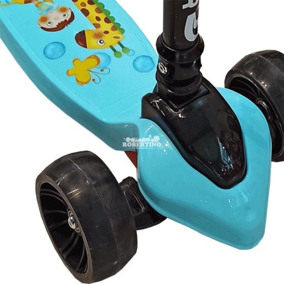 Trotinetă pentru copii SC807 Blue