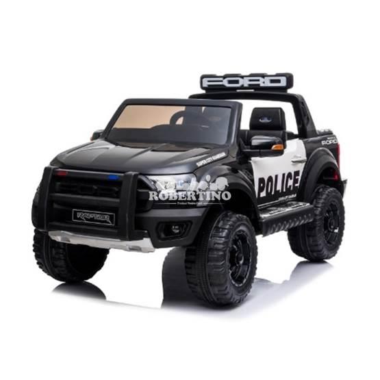Vehicul cu acumulator și telecomandă FORD POLICE