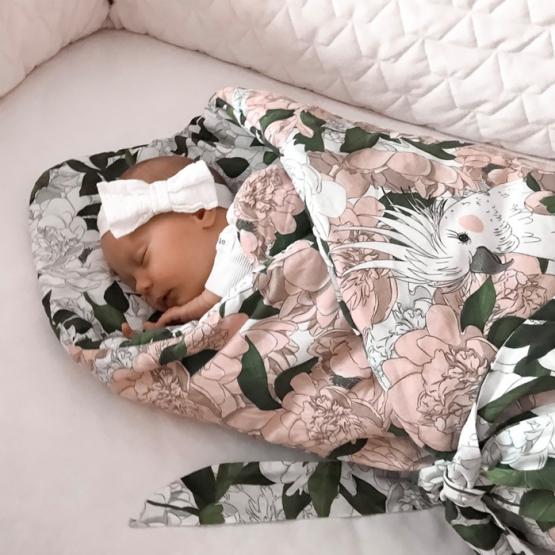 Plapumă de înfășare nou-născuți La Millou