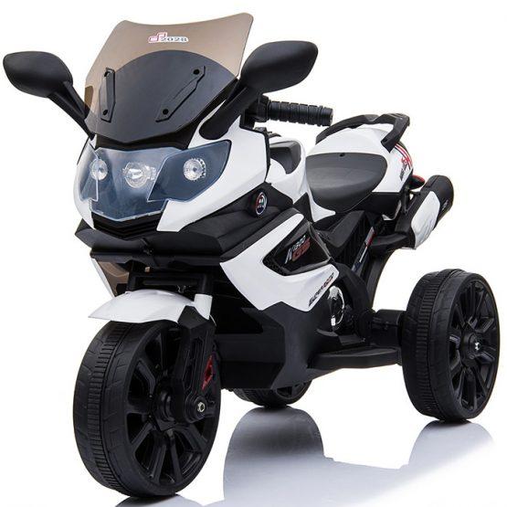 Motocicletă electrică pentru copii MB168A 15W White