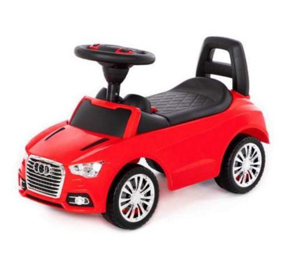 """Tolocar pentru copii """"Audi"""" Roșu"""